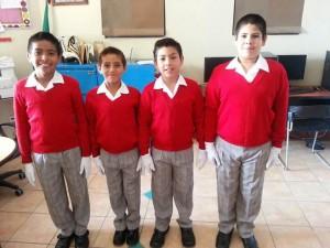 escolarización en escuelas regulares (2)