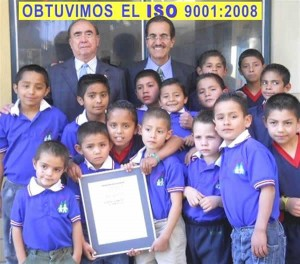 Certificación ISO 9001:2008