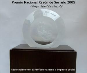 """Premio """"Razón de Ser"""