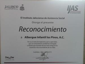 Premio Unidos por Ayudar